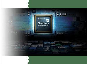 Samsung QE65Q80R - Processor 4K