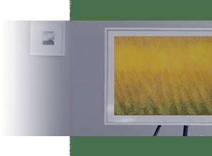 The Frame - Helderheidsensor