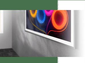 Samsung The Frame - Strak aan de muur