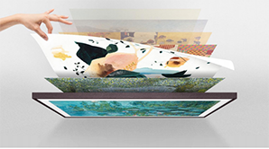 Samsung The Frame TV - kunstcollectie