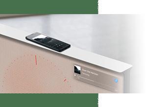 Samsung The Serif - NFC