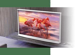 Samsung The Serif - QLED TV