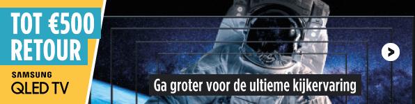 Samsung actie - tot €500 retour