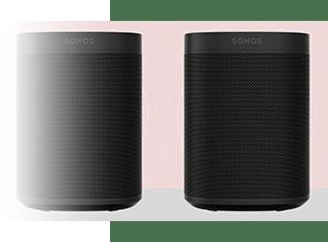 Sonos One SL - stereo geluid