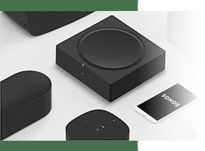 Sonos Amp - Bediening