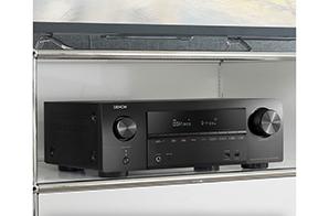 Denon AVR-X1600H Smart TV afstandsbediening