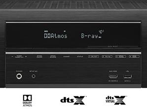 Denon AVR X2600H - Thuisbioscoop