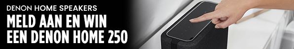 Denon Home Speakers - Meld aan en win een Denon Home 250