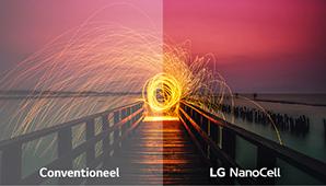 LG NANO816 - Local dimming