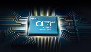 LG NANO816 - Alpha 7 processor 3e generatie