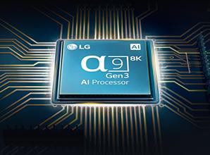 LG NANO956 - Alpha 9 processor 3e generatie 8K