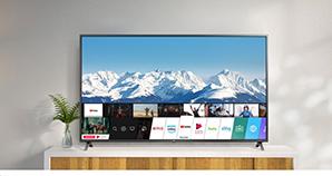 LG UN8500 - Smart TV