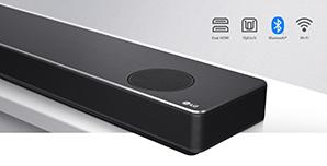 LG DSN11RG - Connectiviteit