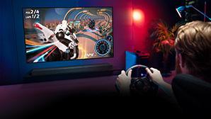 LG OLED CX - Game functies