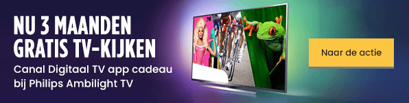 Philips Actie - TV App cadeau