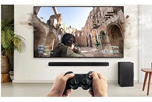 Samsung HW-Q800A - Game modus