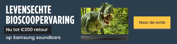 Samsung actie - Levensechte bioscoopervaring