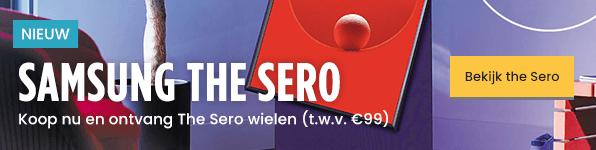 Koop nu en ontvang The Sero wielen (t.w.v. €99)