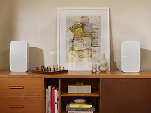 Sonos Five - stereo geluid