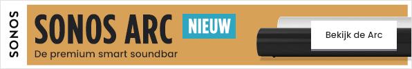 Sonos Arc - De premium smart soundbar - Nieuw