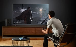 Sony OLED A9 - Perfect voor gamers