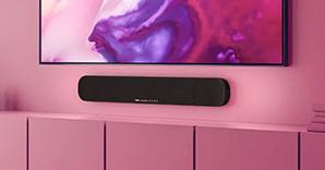 Sony SR-B20 soundbar - Design