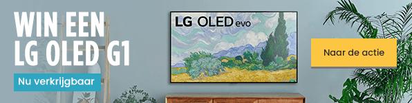 Win een LG OLED G1 - Nu verkrijgbaar