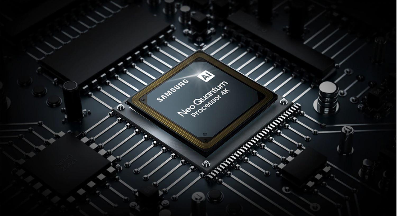 Samsung QN95A - Neo Quantum Processor 4K