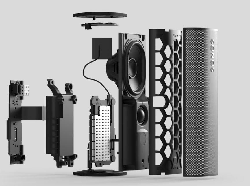 Sonos Roam - Overtreffende geluidskwaliteit