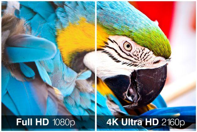 4K UHD / Ultra HD