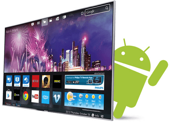 Philips 55POS9002 - Android
