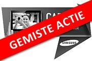 Samsung Smart Camera Actie