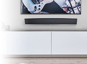 Denon HEOS Bar - Verbeter TV-geluid