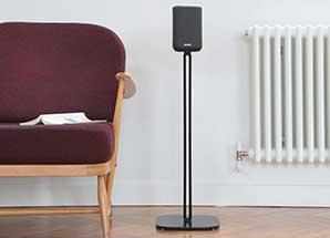 SoundXtra vloerstandaard Denon Home 150 - Eenvoudig