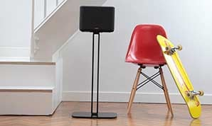 SoundXtra vloerstandaard Denon Home 250 - Eenvoudig
