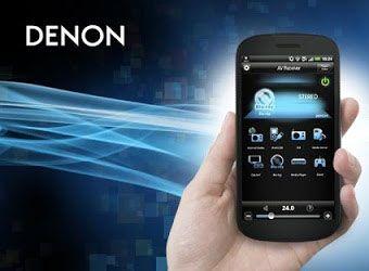 Denon DRA-100 Remote