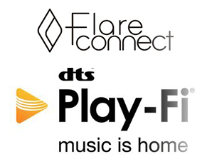 Pioneer VSX-933 - DTS Play-Fi & FlareConnect