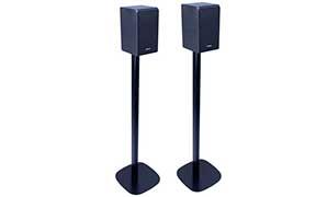 Vebos Vloerstandaards voor Samsung HW-Q90R/HW-Q950T - Luisterpositie