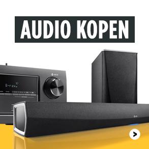 gespreid betalen - Audio kopen