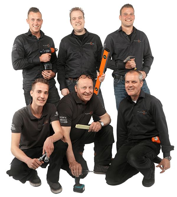 Bezorgers en Installateurs PlatteTV.nl