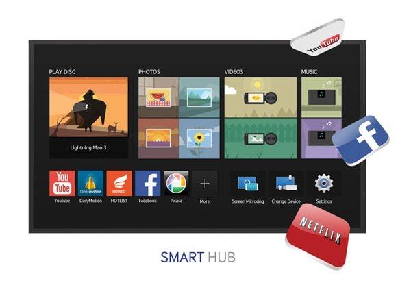 Samsung BD-H6500 NL MODEL