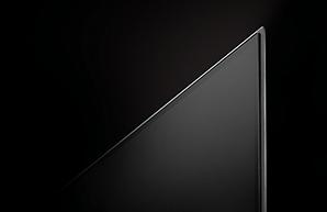 LG OLED55E6V - Glasplaat
