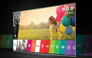 LG OLED WebOS 3.0
