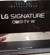 LG - Erkend Installateur Wallpaper