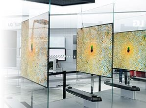 LG OLED TV - Perfect Design