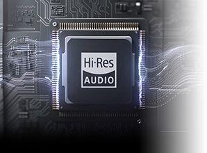 LG SJ8 - Hi-Res Audio