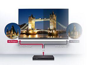 LG SJ8 - 4K Ultra HD