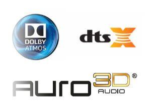 Marantz SR8012 - Dolby Atmos, Auro 3D, DTS:X