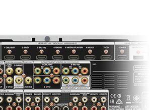 Marantz SR8012 - 4K | HDMI