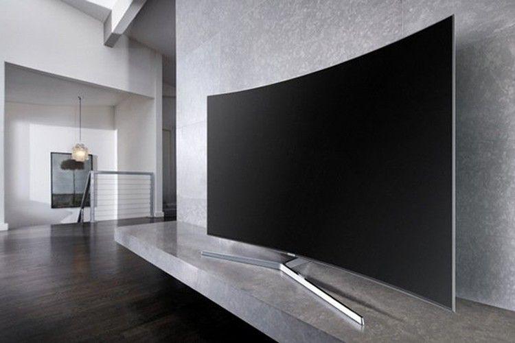 Tv In Muur : Samsung ue ks k uhd tv plattetv uw specialist in